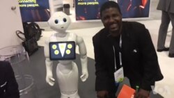 Sabuwar Fasahar 'Robot' A Taron Kamfanonin Wayoyin Hannu Na Dinuya