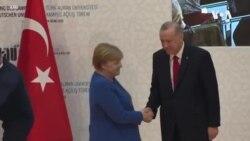 Merkelin gedişi Ərdoğan üçün nə deməkdir