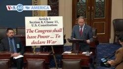 Manchetes Americanas 13 fevereiro: Senado debate resolução sobre o Irão