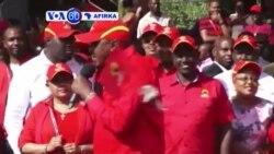 VOA 60 Afirka: Shugaban Kenya Uhuru Kenyatta Ya Sake Fita Yawon Neman Zabe