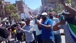 South Africans Want Foreigners to Leave