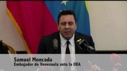 Venezuela responde a resolución de OEA ratificando elecciones