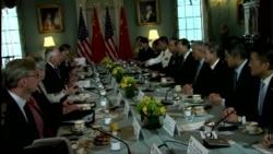 Top Chinese, US officials kick off strategic talks in Washington
