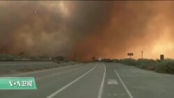 VOA连线:加州南部大火导致多所学校停课