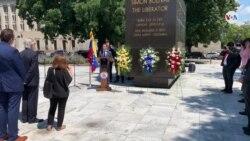 EE.UU. conmemora independencia de Venezuela