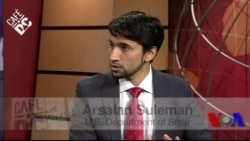 Cafe DC: Arsalan Suleman, Acting U.S. Envoy to the OIC