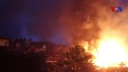 Le calvaire des sinistrés de l'incendie de Bukavu
