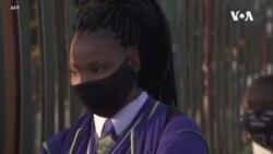 COVID South Africa Schools -- USAGM