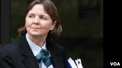 朱迪克拉克-犯罪嫌疑人辯護的著名律師