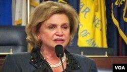 Anggota DPR AS, Carolyn B. Maloney (foto: dok).