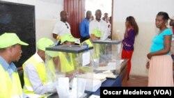 Eleições em São Tomé e Príncipe (Foto de Arquivo)