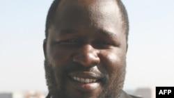 UMnu. Kucaca Ivumile Phulu, umsekeli kamongameli webandla lePeople's Democratic Party.