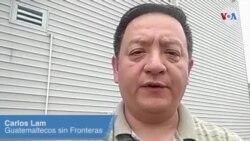 Corrupción en Guatemala... Carlos Lam - Asociación Guatemaltecos sin Fronteras
