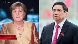 Việt Nam đề nghị Đức chuyển giao công nghệ vaccine COVID