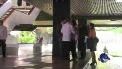 美代表团赴古巴举行历史性谈判