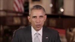 Ubutumwa Perezida Barack Obama ashikirije Abarundi