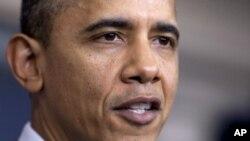 奥巴马总统发表新年致词