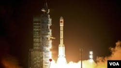El gobierno chino apunta a la Luna para expandir control espacial.