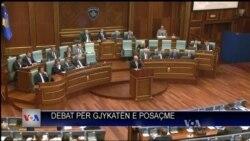 Parlamenti i Kosovës voton kundër Gjykatës së Posaçme