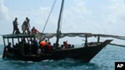 Boti ya wavuvi kutoka Zanzibar.