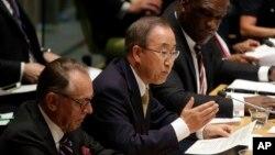 Generalni sekretar UN-a, Ban Ki Mun (arhiva)