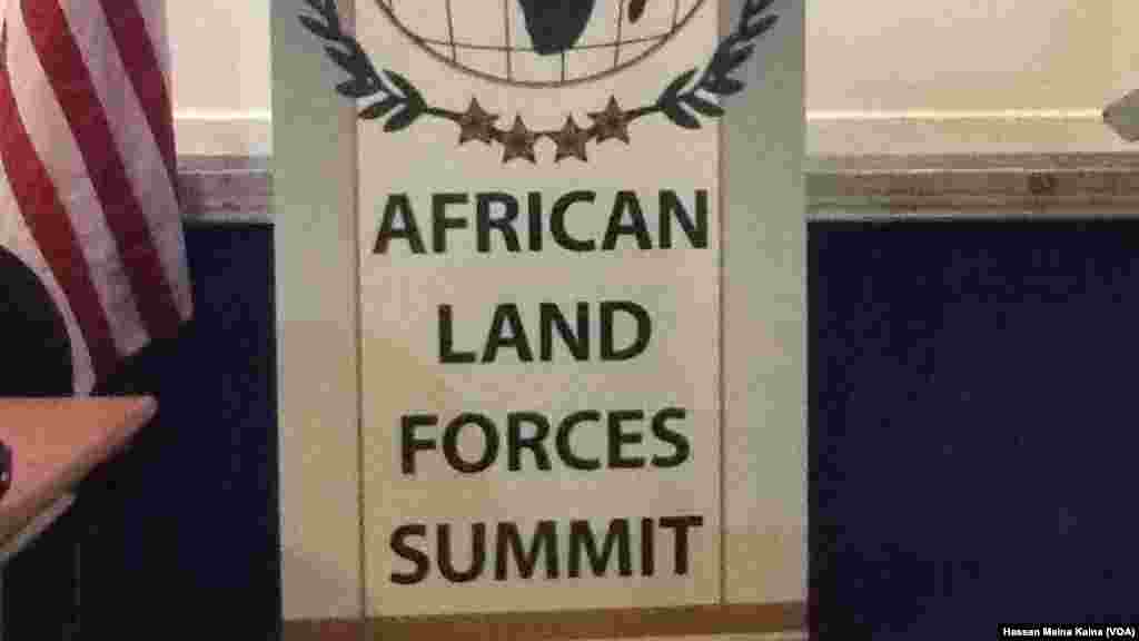 Tambarin taron dakarun kasashen Afirka da na rundunar sojin Amurka AFRICOM