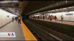 Îstasyona Metroyê ku di Êrîşên 11'ê Îlonê de Hilweşî, Careke Din Vebû