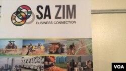 Kulobelwano isivumelwano phakathi kweZNCC leSA-Zim Business Connection