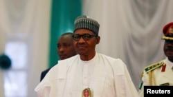 Muhammadu Buhari, presidente da Nigéria, um dos país abrangidos