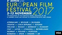 8-ci Avropa Film festivalı
