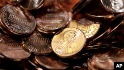 Históricamente, en EE.UU. ha costado más acuñar monedas de uno y cinco centavos que de 10 y de 25.