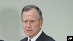 Rais George Herbert Walker Bush