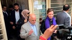 Irak Başbakanı Haydar el Ebadi