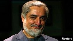 Kandidat Presiden Afghanistan, mantan Menteri Luar Negeri Abdullah Abdullah (foto: dok).