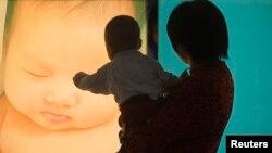 사회적 편견 시달리는 중국 미혼모