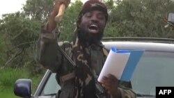 Abubakar Shekau shugaban kungiyar Boko Haram