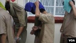 几名中国男子面临在津巴布韦偷猎的指控。