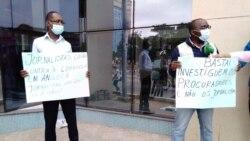 """Jornalistas angolanos comentam """"perseguições"""" – 2:34"""