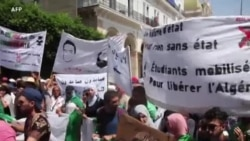 Les étudiants manifestent à Alger pour le 24e mardi consécutif