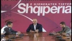 Projekt-buxheti i Shqipërisë