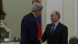US, Russia Pledge to Cooperate on Syria
