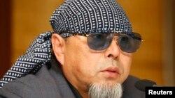김정일 전속 요리사였던 일본인 후지모토 겐지. (자료사진)
