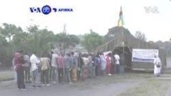 VOA60 AFIRKA: A Ethiopia, An Fara Zaben Raba Gardama Kan Ko 'Yan Kabilar Sidama Su Kafa Gwamatinsu Ko Akasin Hakan