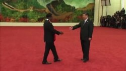 Zimbabwe President Among African Leaders in China for Crucial Summit