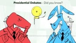 Explainer: Presidential Debates