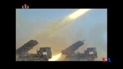 2016-03-21 美國之音視頻新聞: 北韓發射導彈意在回應美韓軍演