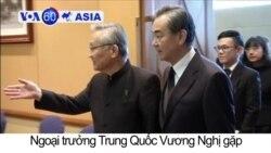 Trung-Thái siết chặt bang giao qua dự án đường sắt