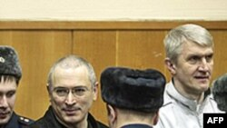Mixail Xodorkovski günahkar tanınıb