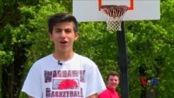 阿富汗一代移民高中生的篮球生活