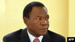 François Compaoré, frère de l'ancien président déchu Blaise Compaoré, 20 décembre 2012.